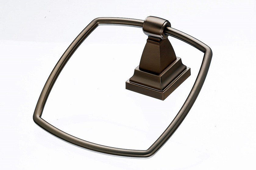 Topknobs STK5BB Towel Ring in Brushed Bronze-DirectSinks