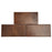 "Premier Copper Products 4"" x 8"" Hammered Copper Tile - Quantity 4-DirectSinks"