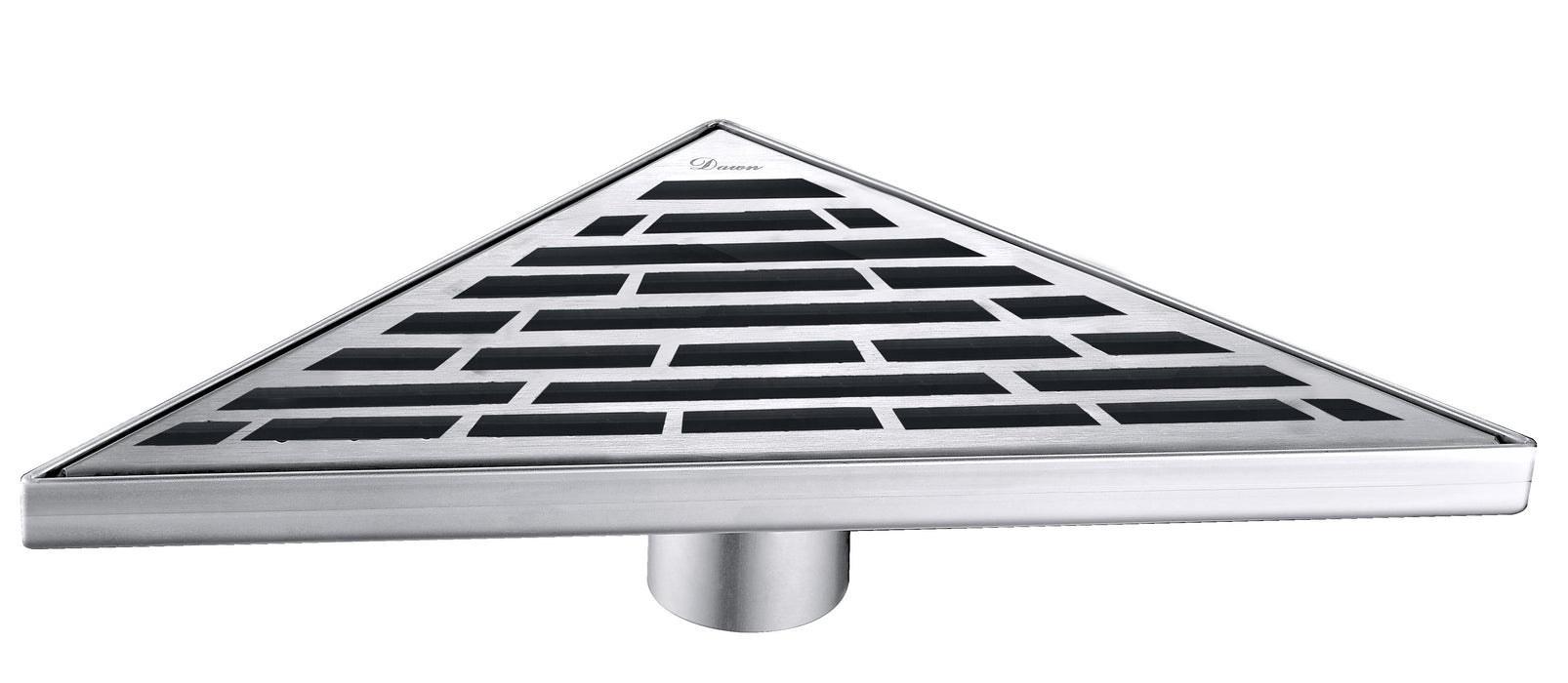 Dawn Amazon River Series - Triangle Shower Drain-Bathroom Accessories Fast Shipping at DirectSinks.