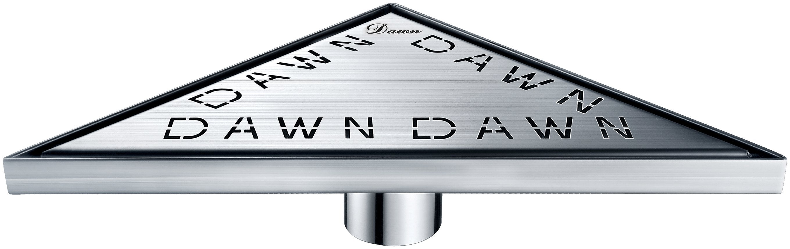 Dawn Series - Triangle Shower Drain