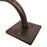 "Premier Copper Products 30"" Hand Hammered Copper Towel Bar-DirectSinks"