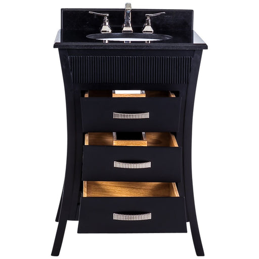 Jeffrey Alexander Barcelona Modern Vanity with Preassembled Top and Bowl-DirectSinks