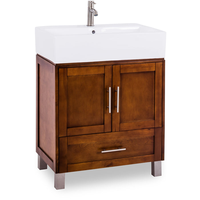 Jeffrey Alexander York Vessel Top Vanity-DirectSinks