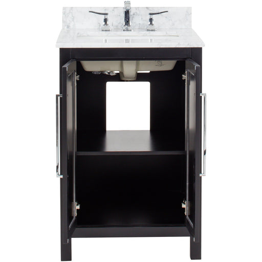 Jeffrey Alexander Cade Contempo Vanity with Preassembled Top and Bowl-DirectSinks