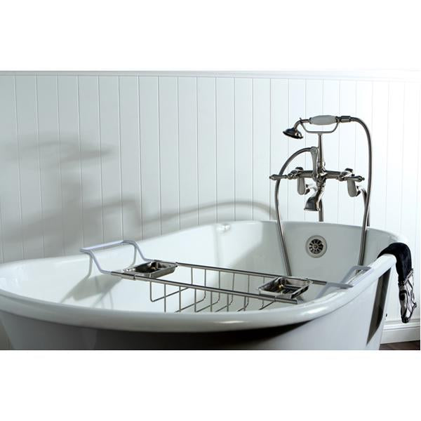 Kingston Brass Vintage Clawfoot Tub Waste and Overflow Drain-20 Gauge-Bathroom Accessories-Free Shipping-Directsinks.