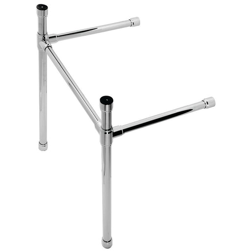 Kingston Brass Dreyfuss Stainless Steel Console Sink Leg