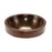 "Premier Copper Products 17"" Round Skirted Vessel Hammered Copper Sink-DirectSinks"