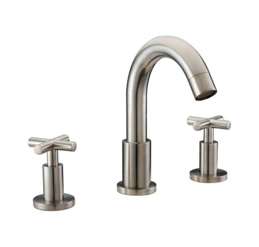 Dawn AB031513 3-Hole Widespread Lavatory Faucet with Cross Handles-Bathroom Faucets Fast Shipping at DirectSinks.