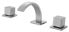 ALFI brand AB1326 Modern Widespread Bathroom Faucet