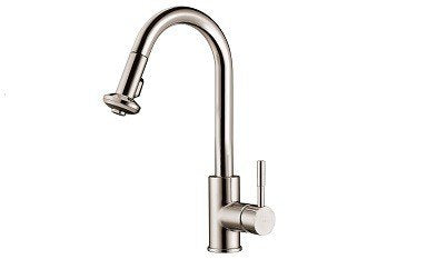 Dawn Single-Lever Pull-down Spray Kitchen Faucet