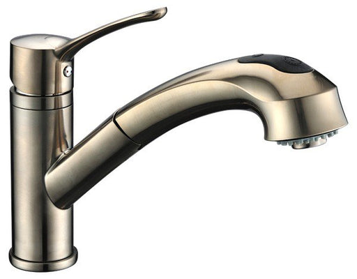 Dawn AB503711 Single Lever Pull-out Spray Faucet-Kitchen Faucets Fast Shipping at DirectSinks.
