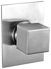 ALFI brand AB9209 Modern Square 3 Way Shower Diverter
