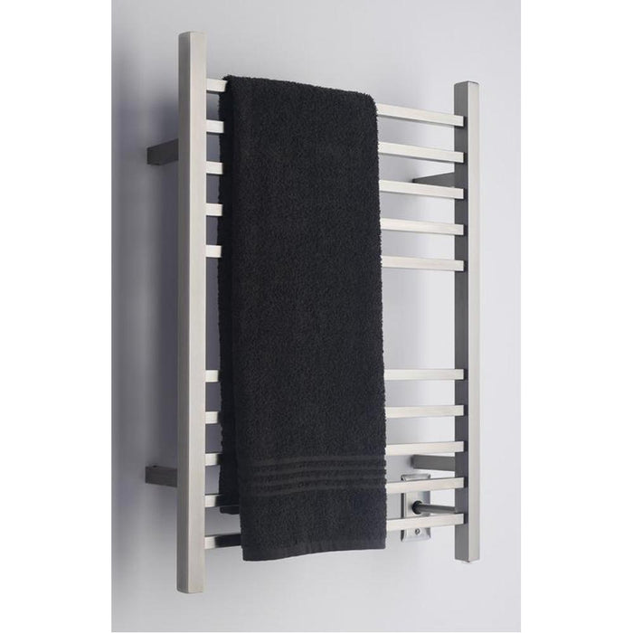Amba Products Radiant Square Hardwired Tower Warmer-Bathroom Accessories-DirectSinks