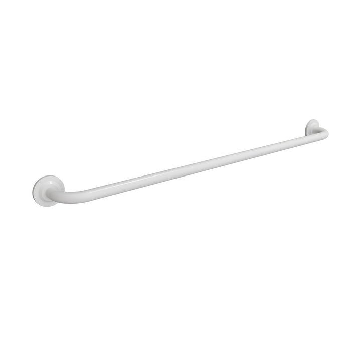Bocchi Soft-Touch Antibacterial Straight Grab Bar-DirectSinks