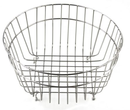 ALFI brand AB40SSB Round Stainless Steel Basket for AB1717DI