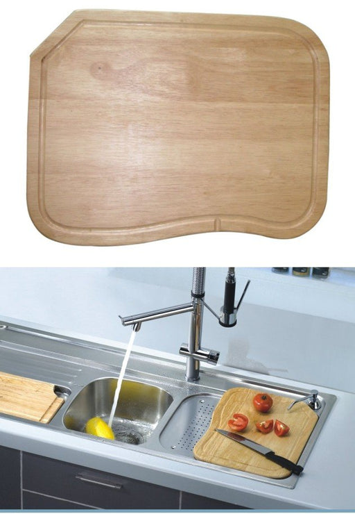 Dawn CB104 Solid Redwood Cutting Board For CH366-Kitchen Accessories Fast Shipping at DirectSinks.