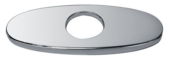 "Dawn D520013001C 6"" Escutcheon Faucet Hole Cover Plate-Kitchen Accessories Fast Shipping at DirectSinks."