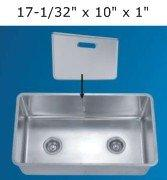 Dawn PD1717 Acrylic Divider for DSC301717-Kitchen Accessories Fast Shipping at DirectSinks.