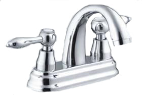 Dawn DS131302 Double Handle Lavatory Faucet