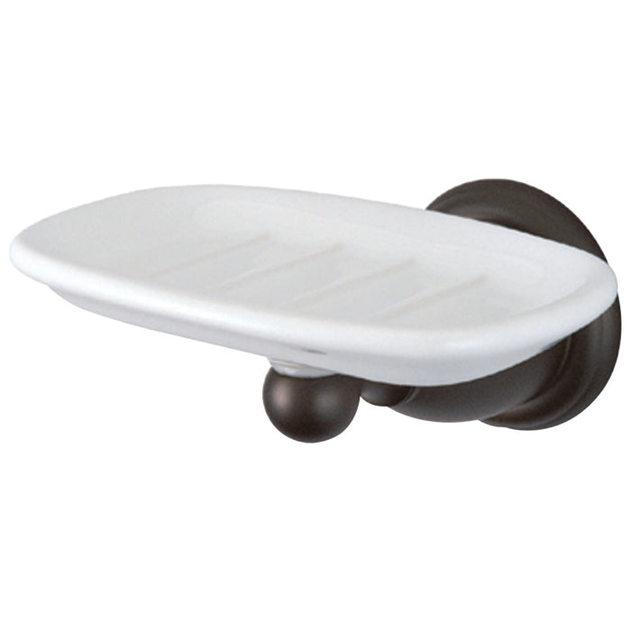 Kingston Brass Heritage Wall Mount Soap Dish