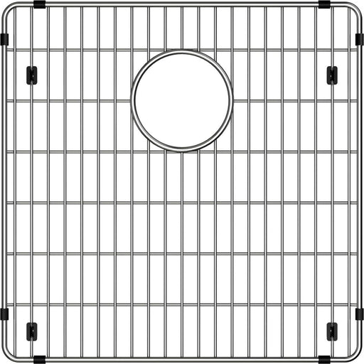"Elkay Crosstown Stainless Steel 15-1/2"" x 15-1/2"" x 1-1/4"" Bottom Grid-DirectSinks"