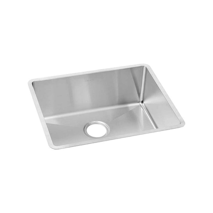 "Elkay Crosstown Stainless Steel 22-1/2"" x 18-1/2"" x 9"", Single Bowl Undermount Sink-DirectSinks"