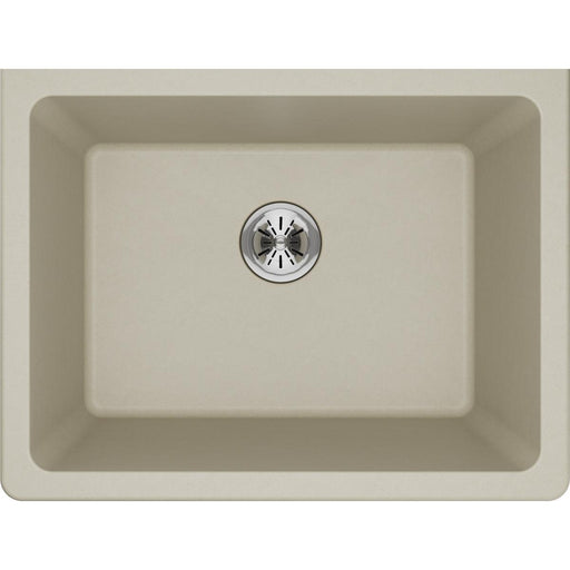 "Elkay Quartz Classic 25"" x 18-1/2"" x 11-13/16"", Undermount Laundry Sink with Perfect Drain-DirectSinks"