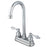 Kingston Brass Victorian 4-Inch Centerset Bar Faucet-DirectSinks