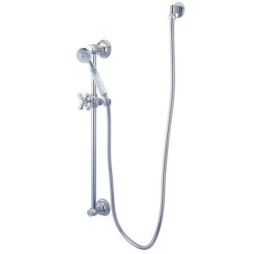 Kingston Brass Made to Match Wall Mount Shower Combo