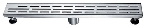 Dawn Shower Linear Drain - Amazon Series-Bathroom Accessories Fast Shipping at DirectSinks.