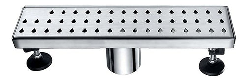 Dawn Shower Linear Drain - Nile River Series-Bathroom Accessories Fast Shipping at DirectSinks.