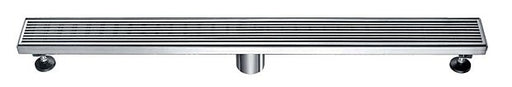 Dawn Shower Linear Drain - Wheaton River Series-Bathroom Accessories Fast Shipping at DirectSinks.