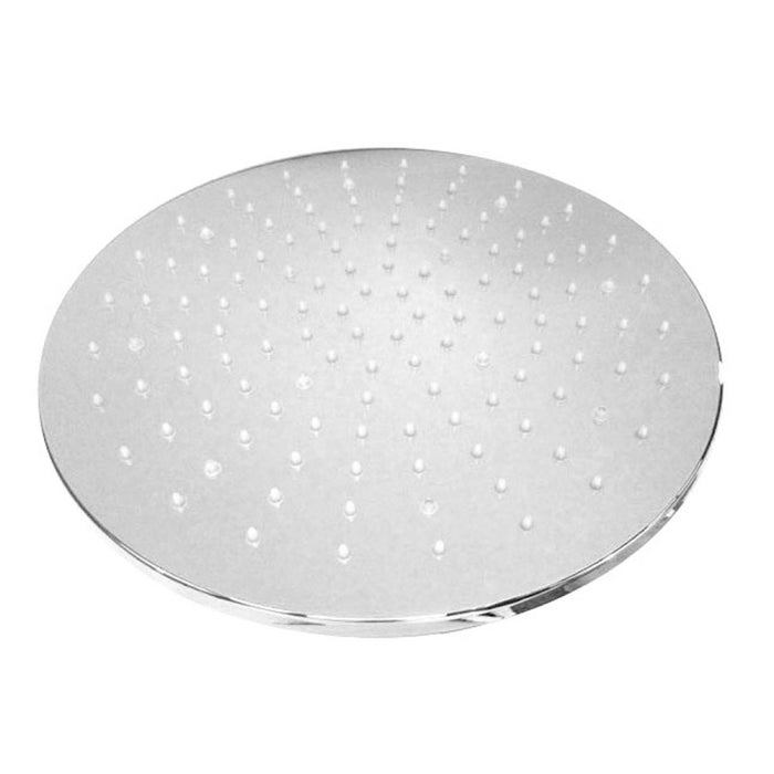 "Alfi LED5007 12"" Round Multi Color LED Rain Shower Head"