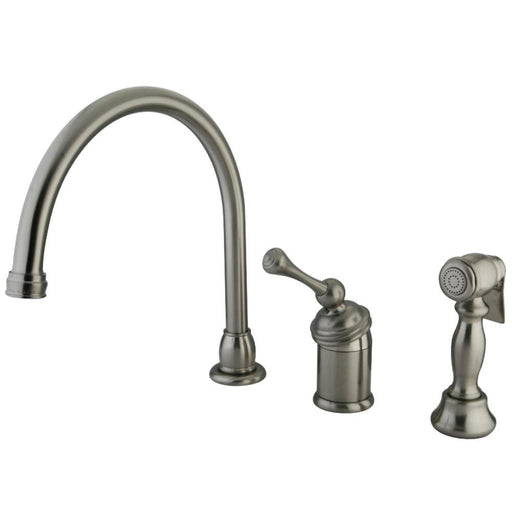 Kingston Brass Single-Handle Kitchen Faucet