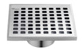 Dawn Shower Square Drain - Brisbane River Series-Bathroom Accessories Fast Shipping at DirectSinks.
