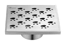 Dawn Shower Square Drain - Memuru River Series-Bathroom Accessories Fast Shipping at DirectSinks.