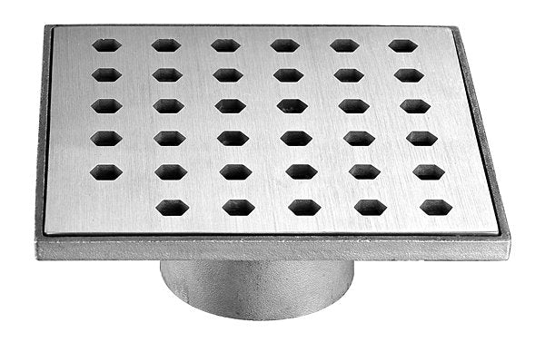 Dawn Shower Square Drain - Thames River Series-Bathroom Accessories Fast Shipping at DirectSinks.