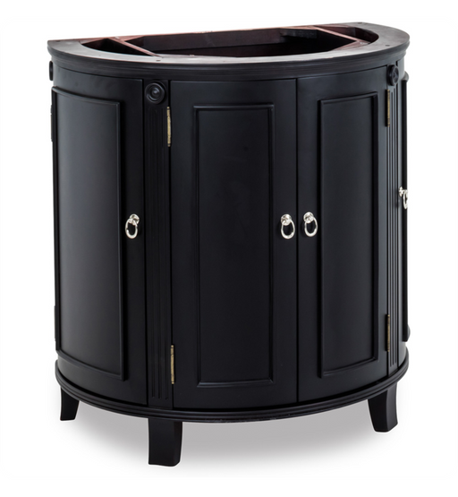 Hardware Resources VAN056 Traditional Bathroom Vanity by Jeffrey Alexander