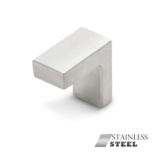 Solid Stainless Steel Modern Pull