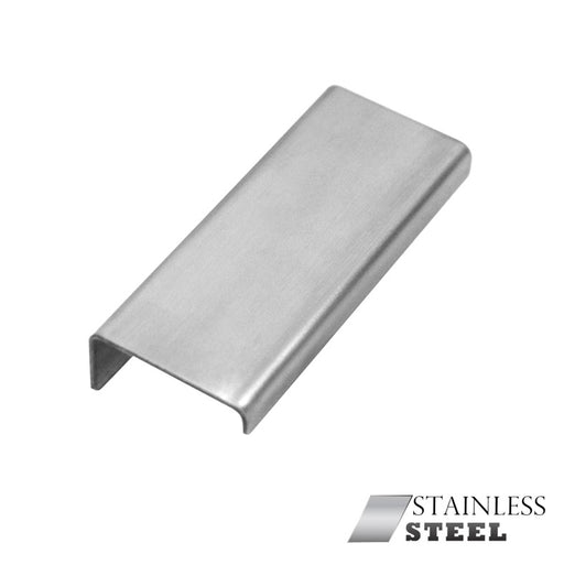 CABINET HANDLE WIN-350 STAINLESS STEEL
