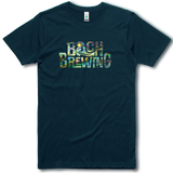 Bach Brewing Mens T-shirt - Paua Logo