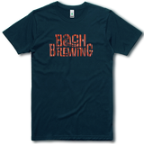 Bach Brewing Short Sleeve T-shirt - Corrugated Iron Logo