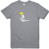 Bach Brewing Mens T-shirt - Sun Surfer