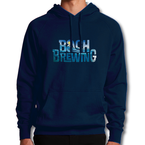 Bach Brewing Hoody - Wave Logo