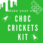 Make your own Chocolate Crickets Kit