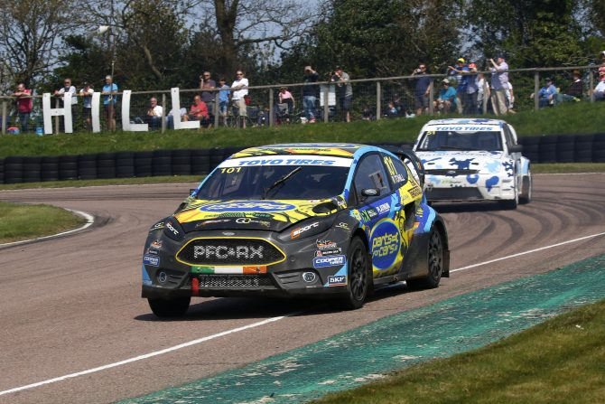TOHILL TAKES BRITISH RX LEAD WITH LYDDEN HILL VICTORY
