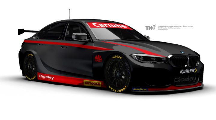CICELEY MOTORSPORT MAKE BMW SWITCH