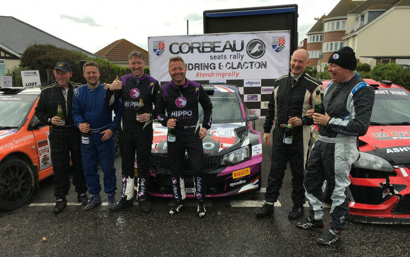 Preston Claims Clacton Rally Victory