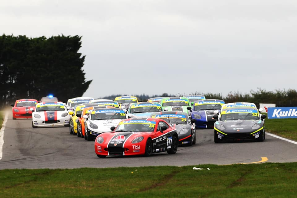 Ginetta Junior Championship 2020 BARC Review
