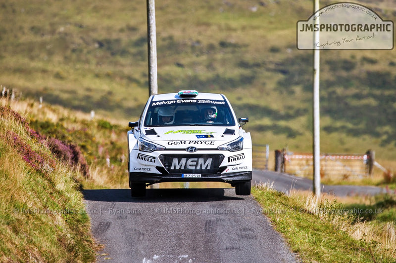 HISTORY MADE WITH FIRST CLOSED ROAD STAGE RALLY IN WALES